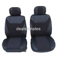 FABRIC FRONT SEAT COVERS VW CADDY TOURAN BORA POLO GOLF