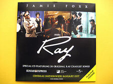 RAY, E-CD, A SUNDAY EXPRESS NEWSPAPER PROMOTION (1 CD)