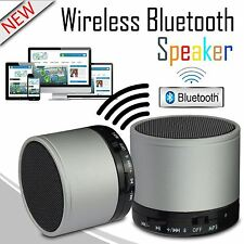 Bluetooth Wireless Mini Altavoces Portátiles Altavoz Para Iphone Ipad Samsung S4 S5