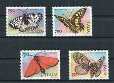 Italia 1996 Farfalle butterflies MNH