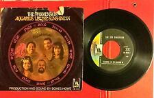 """The 5th Dimension Acquarius Let The Sunshine In Lp Vinyl 45 Giri 7"""" Rare"""