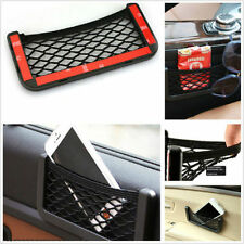 Universal  Auto Car Storage Mesh Resilient String Bag Holder Pocket Organizer
