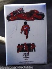 "Akira Movie Poster 2"" X 3"" Fridge / Locker Magnet. Japanese Anime"