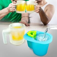 Invotis ice Mug hielo Krug forma nuevo/en el embalaje original eisbierkrug bierkrug Beer pitcher hoobbe