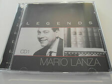 Mario Lanza - Legends / 16 Songs / CD 1 (CD Album) Used Very Good