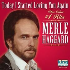 Merle Haggard - Today I Started Loving You Again [New CD]