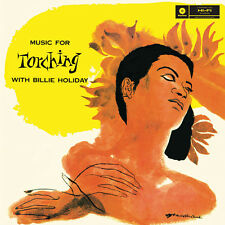 Billie Holiday MUSIC FOR TORCHING 180g +MP3s WAXTIME Limited NEW SEALED VINYL LP