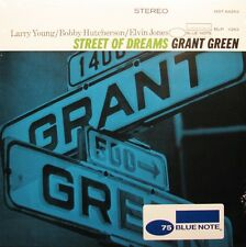 Grant Green STREET OF DREAMS Blue Note 75th Anniversary STEREO New Vinyl LP