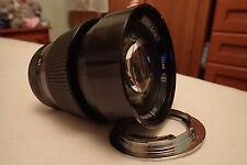 Vivitar series 1 135mm 1:2.3 F/2.3  lens with canon eos adapter bundle
