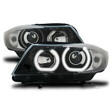 LED Highpower Angel Eyes Scheinwerfer in F30 F80 M3 M4 Look für BMW 3er E90 E91