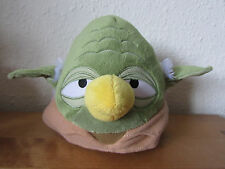 FAB *ANGRY BIRDS* STAR WARS YODA PLUSH SOFT TOY
