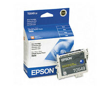 NEW Epson R800 Blue Ink Cartridge T0549 GENUINE
