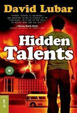 Hidden Talents Lubar, David Mass Market Paperback