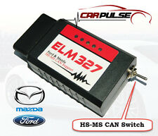 ELM327 WIFI Modified ELM 327 for ForScan MS HS CAN Ford Mazda Tester iOS Android