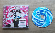 MADONNA - Hard Candy - cd album - 12 tracks - VGC