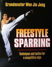 FREESTYLE SPARRING BY GRANDMASTER WOO JIN JUNG KUNG FU KARATE MARTIAL ARTS