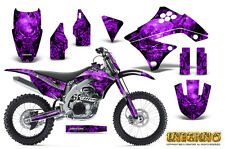 KAWASAKI KXF450 KX450F 09-11 GRAPHICS KIT CREATORX DECALS INFERNO RNP