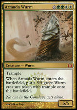 1x FOIL Armada Wurm Return to Ravnica MtG Magic Gold Mythic Rare 1 x1 Card Cards
