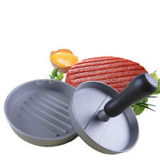 Stuffed Burger Press Hamburger Patty Maker Meat Beef Mold Grill Kitchen Cooking