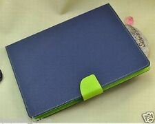 Genuine MERCURY Goospery Fancy Diary Folio Flip Case Cover For Apple iPad Air 2
