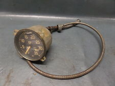 AIRCRAFT AVIATION HOMEBUILT EXPERIMENTAL A.C. TACHOMETER WITH CABLE 194465