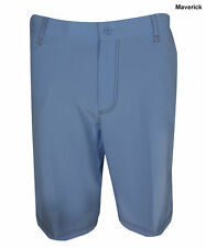 "New SLIGO Golf Mens SIZE- 28"" Preston MAVERICK BLUE SHORTS"