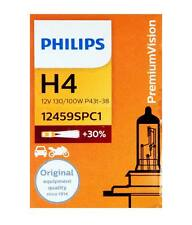 Philips H4 130/100W Headlight Bulb (Set Of 2Pcs) - latest packing