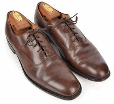 CHURCH'S England Brown Cap Toe Oxxford Classic Mens Dress Shoes UK 8.5F US 9.5