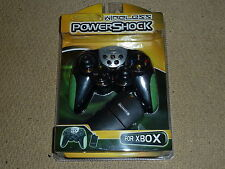 MICROSOFT XBOX ORIGINAL WIRELESS CONTROLLER in Black BRAND NEW Cordless Game Pad