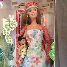 #8322 NIB Mattel White Swan Hotel Going Home Adoption #4 Barbie