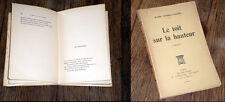 le toit sur la hauteur poèmes 1923 Jeanne Perdriel-Vaissière envoi signé