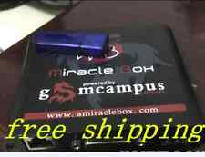 HOT Miracle Box+Miracle key dongle+ Set of JIGs unlock repair for Chinese mobile