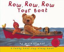 Row, Row, Row Your Boat Teddy Bear Sing-Along