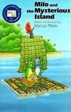 Milo and the Mysterious Island, Martens, Marianne, Pfister, Marcus, 0735813523,
