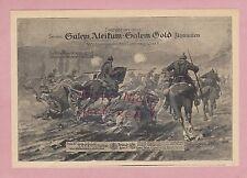 DRESDEN, Anzeige 1917, Orientalische Tabak-Zigaretten-Fabrik YENIDZE Salem Gold
