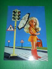 Cartolina Collezionismo - Bambole FURGA Italia Alta Moda 1975 ca  ( rif. 18439 )