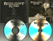 REDLIGHT KING Old man NEIL YOUNG Remake Cover trk PROMO CD & VIDEO DVD kazzer