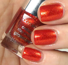 Cover Girl  #610 - ROUGE RED HUNGER GAMES Glosstinis Nail Polish -
