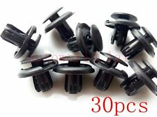 30 Pcs Bumper Fender Retainer Clips For Suzuki Grand Vitara SX4 Swift X-90 XL-7