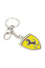 Scudetto Ferrari Metal Shield key ring
