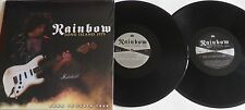 LP RAINBOW Long Island 1979 (2LP) BLACK VINYL - CLP-2282-1 (Deep Purple) SEALED