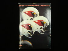 1983 St. Louis Cardinals NFL Media Guide