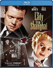 Blu Ray THE LADY FROM SHANGHAI. Rita Hayworth. UK compatible. New sealed.