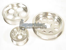 DFJ Underdrive Pulley Kit Acura RSX Type S 2.0L / Acura TSX Honda Accord 2.4L