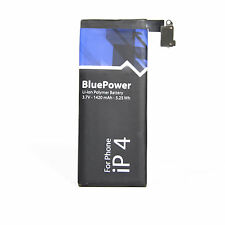 BATTERIA RICAMBIO BluePower per Apple iPhone 4 4g 1420 mAh