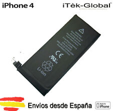 BATERIA INTERNA ORIGINAL APPLE PARA IPHONE 4 nuevas