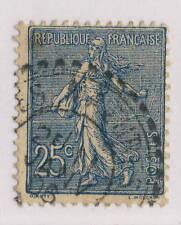 """FRANCE - 1904 CAD FACTEUR-BOÎTIER T.1884 """" LES MAZURES / ARDENNES """" sur n°132"""