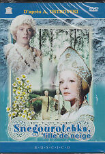 DVD russisch SNEGUROTSCHKA Снегурочка The Snow Maiden russische Märchen