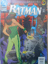 BATMAN n°495 1993 ed. DC Comics  [G.162]