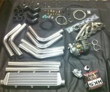 Bmw e36 e46 e39 turbocompresor kit turbo transformación 320 323 325 i 520 525 m3 compresor
